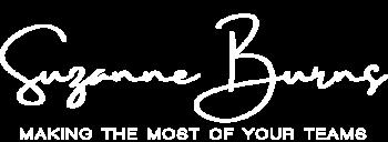 white suzanne logo